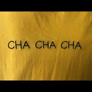Forever 21 Tops - Forever 21- Cha Cha Cha T-shirt